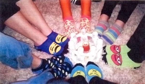 girls-group-sock-night